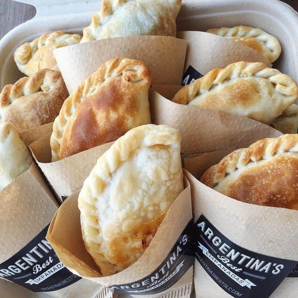 Argentina's Best Empanadas (Utah grubs)