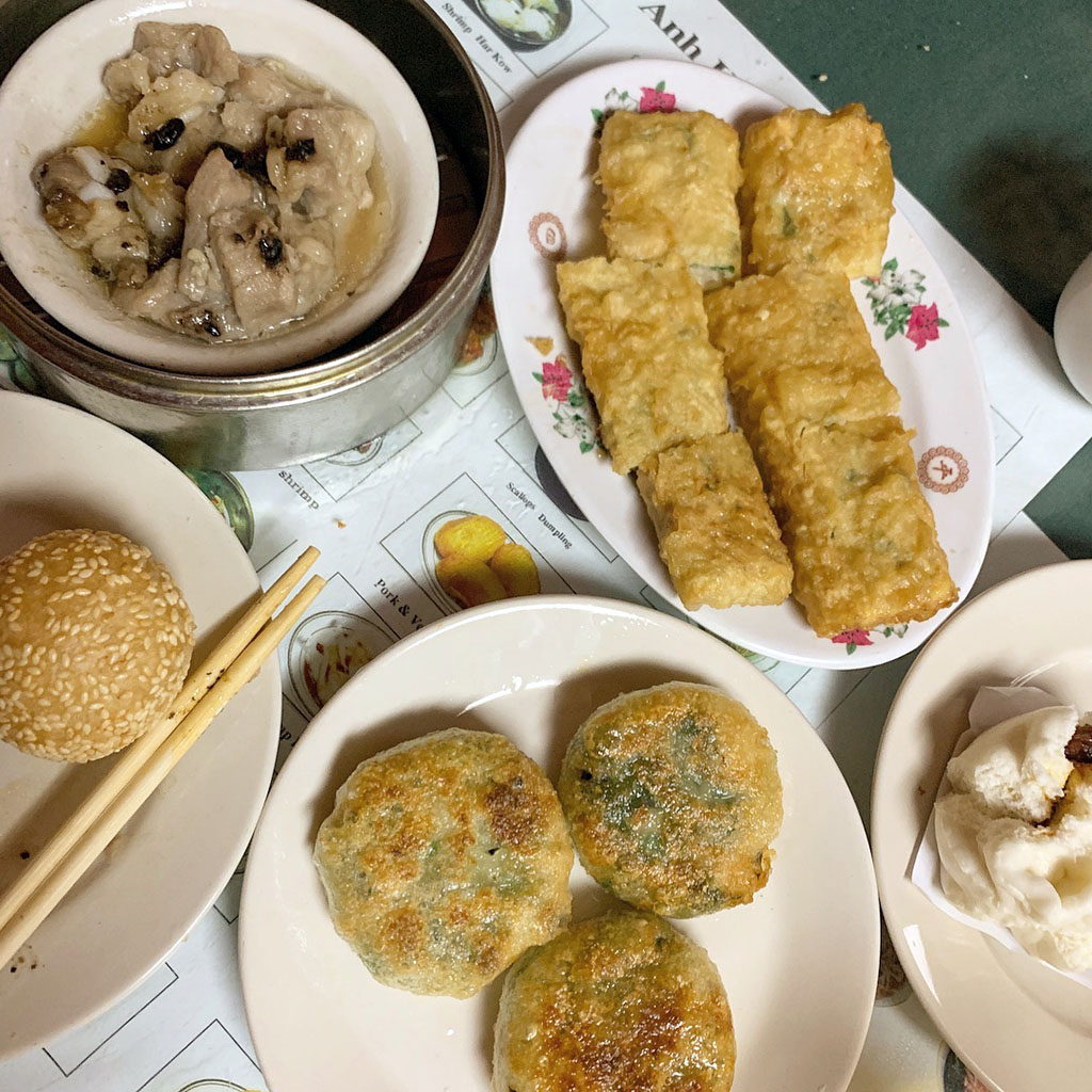 Cafe Anh Hong - dim sum (twistedangelorg)