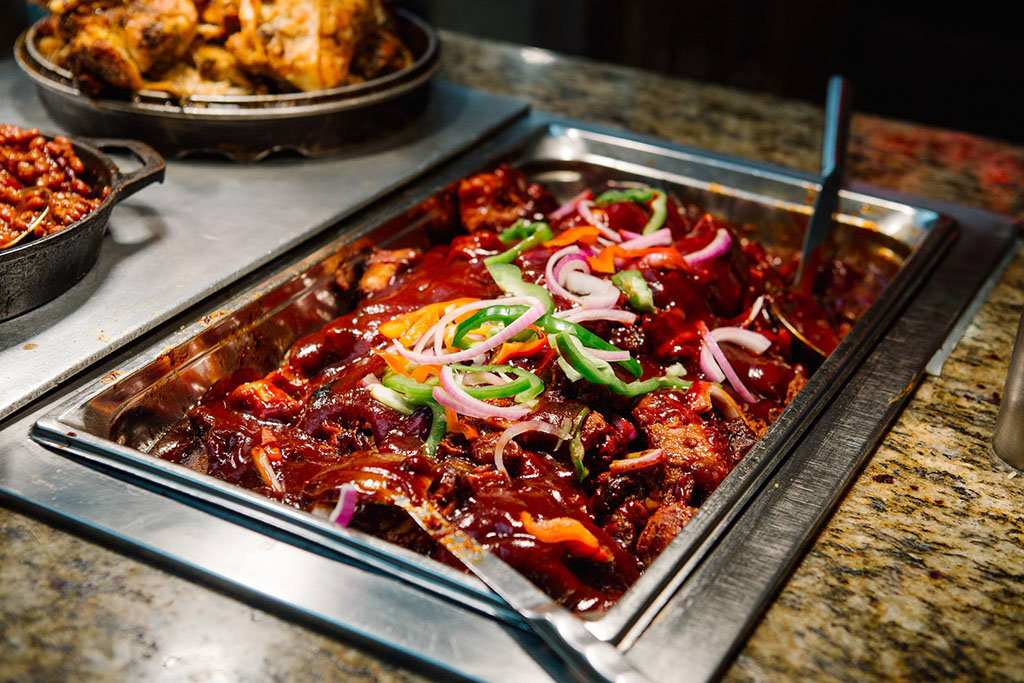 Chuck-A-Rama - chuck wagon menu served all day (Chuck-A-Rama)