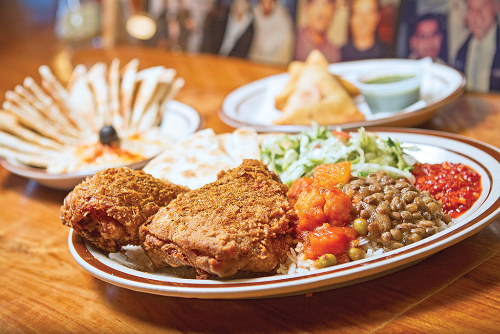 Curry Fried Chicken (John Taylor | City Weekly)