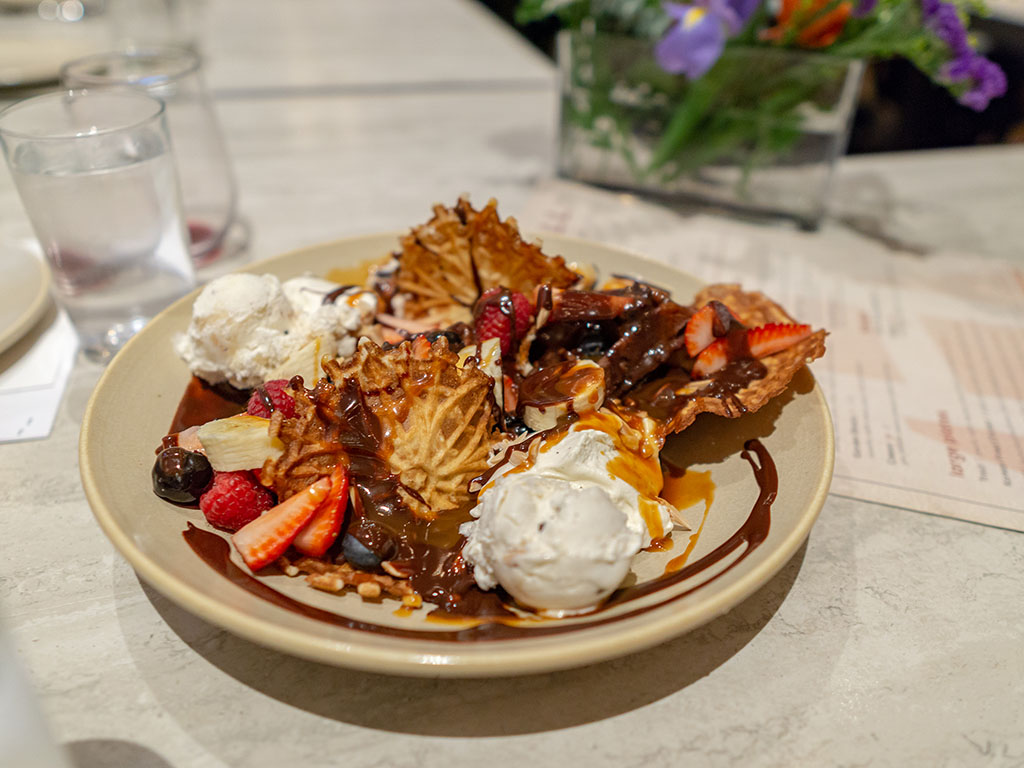 Hearth And Hill - dessert sundae