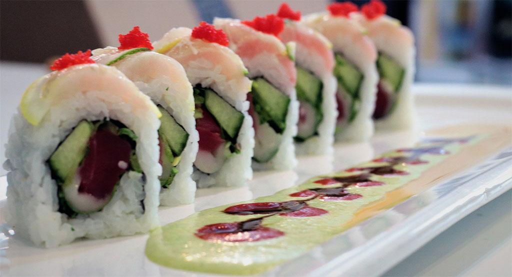 Maki sushi (Sapa Bar And Grill)