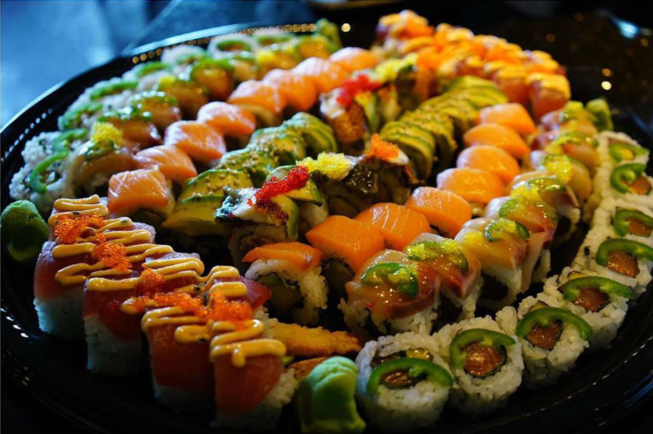 Nikko Sushi And Ramen - Sushi platter (Nikko)