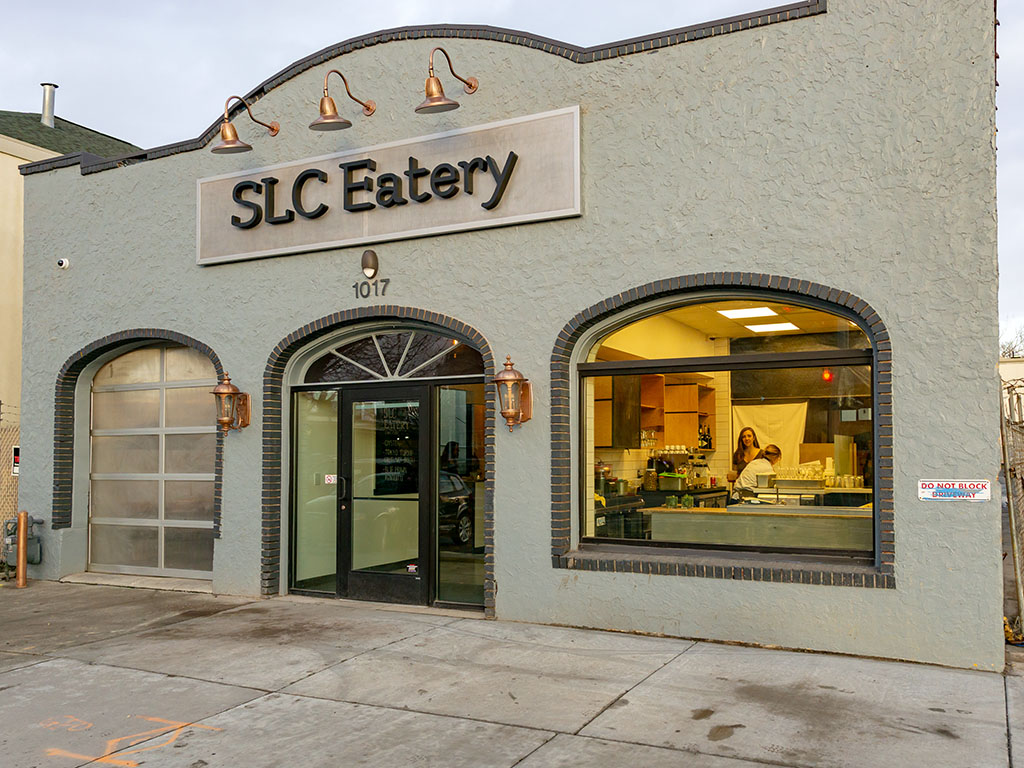 SLC Eatery - exterior