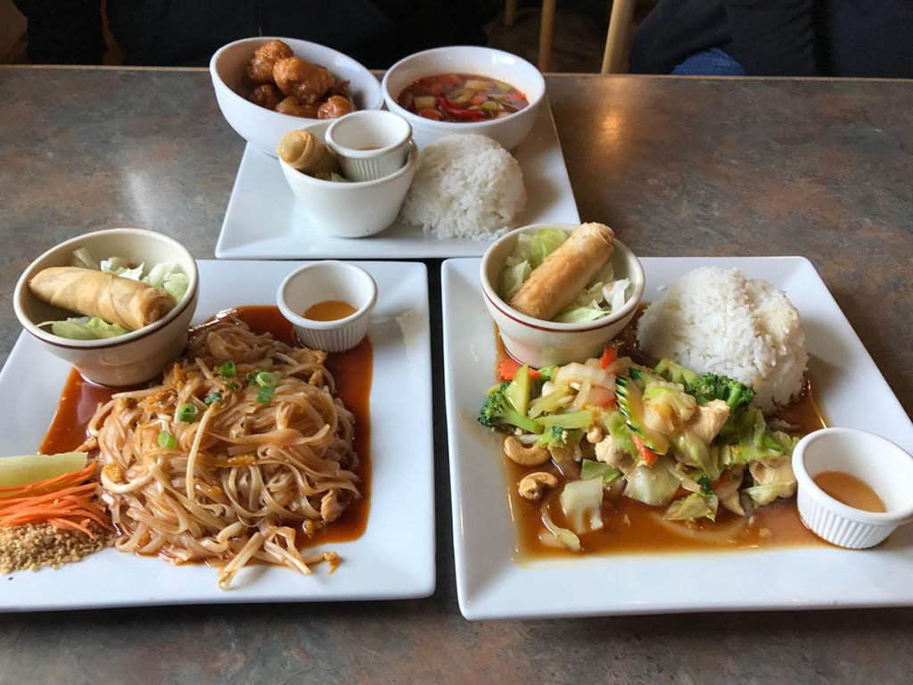 Sabaidee Thai Cuisine (Doug Fox | Daily Herald)