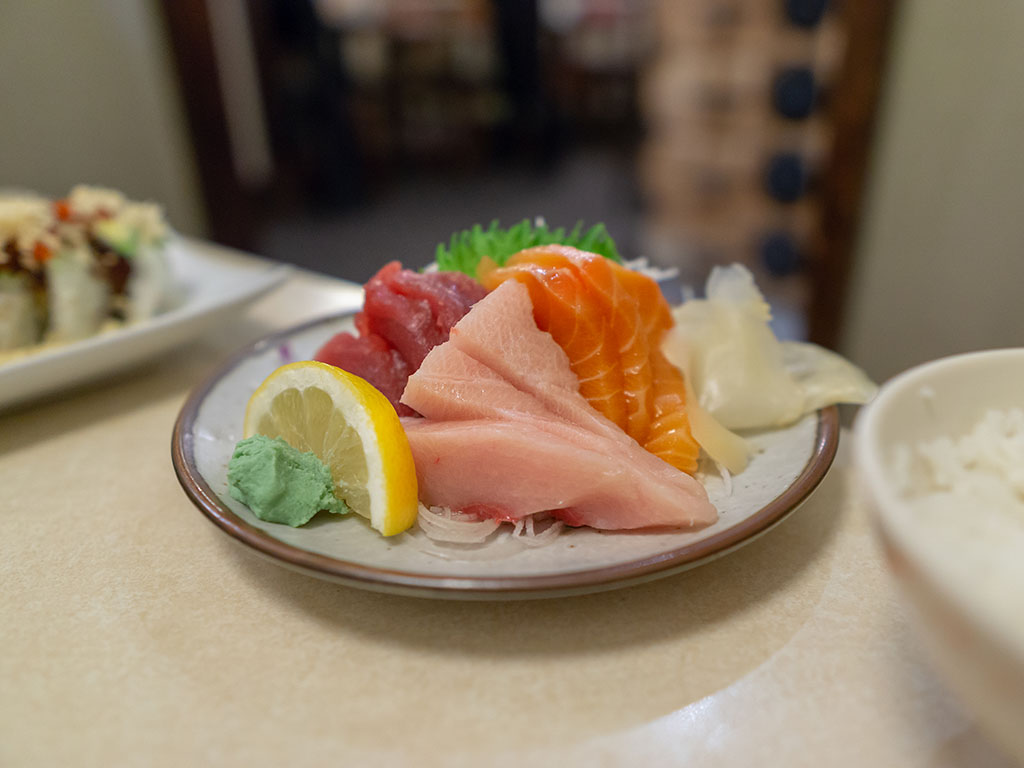 Kyoto - small sashimi side plate