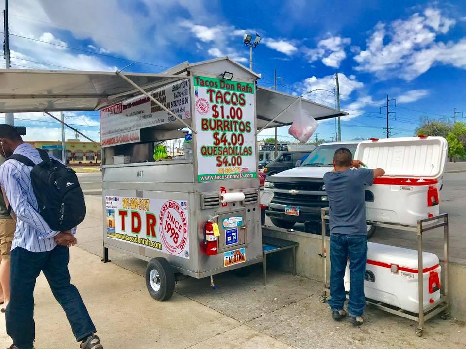 Tacos Don Rafa (Tacos Don Rafa)
