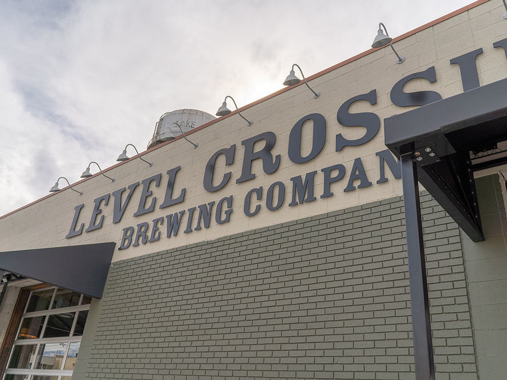 Level Crossing Brewing Company exterior