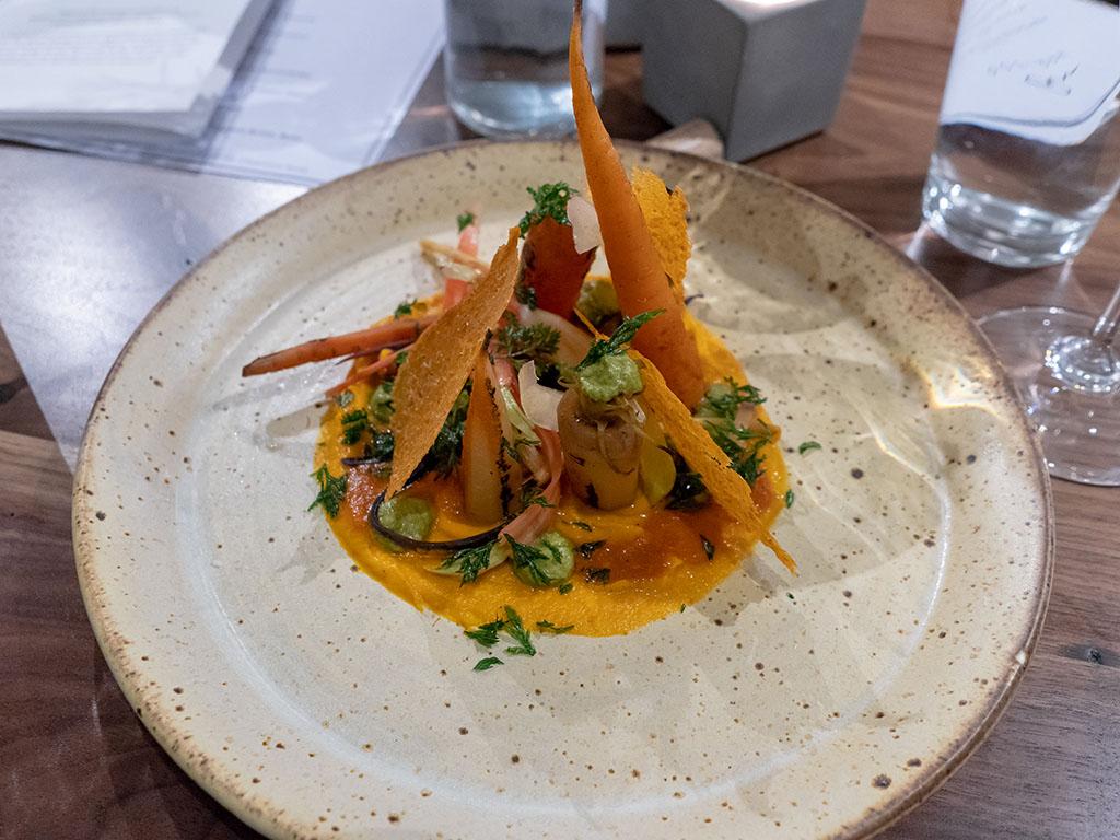 Oquirrh - carrots