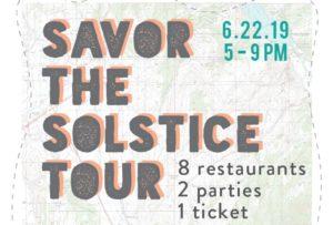 Savor The Solstice Tour