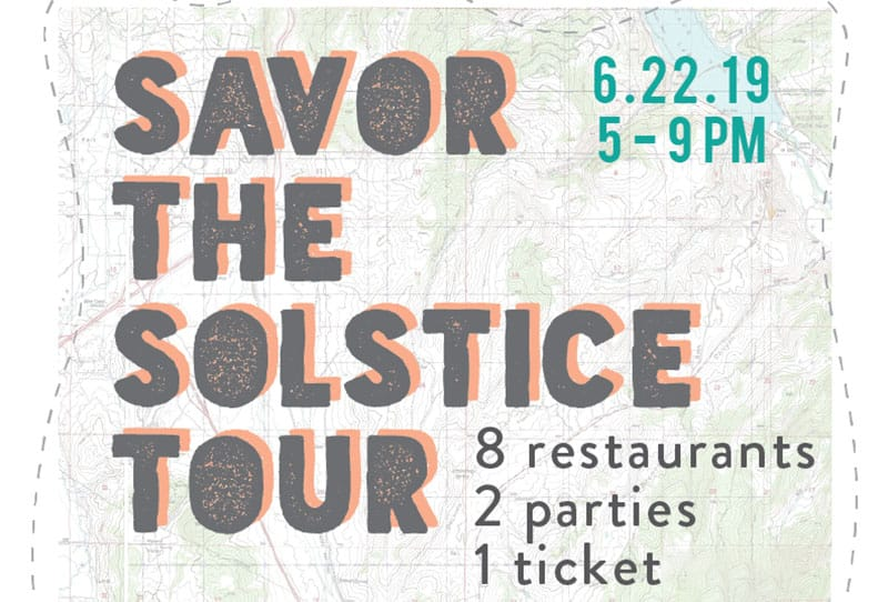 Savor The Solstice Tour