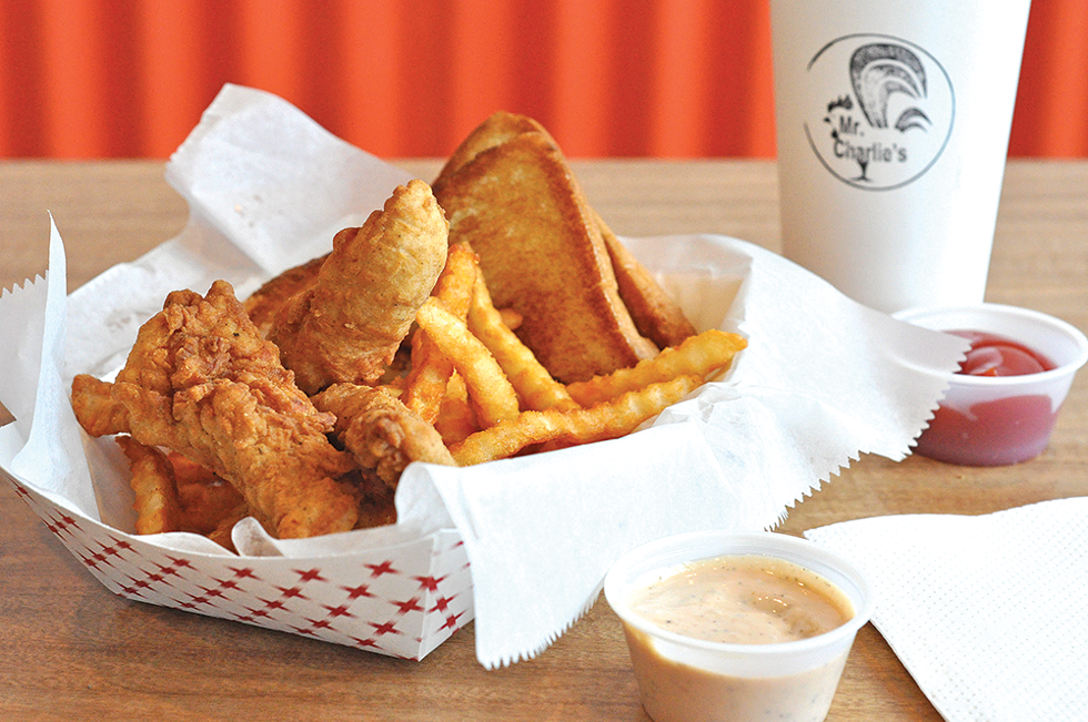 Mr Charlie's Chicken Fingers (Derek Carlisle | City Weekly)