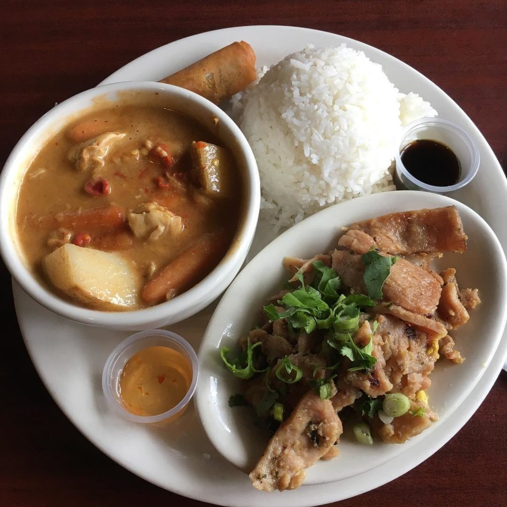 Sawadee Thai - lunch special (happyrootdan)