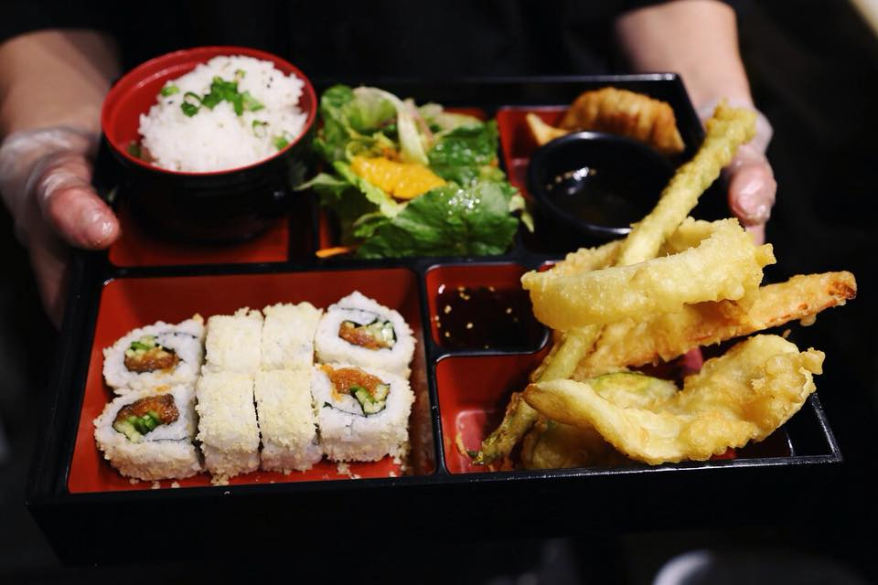 Itto Sushi - bento box (Itto Sushi)
