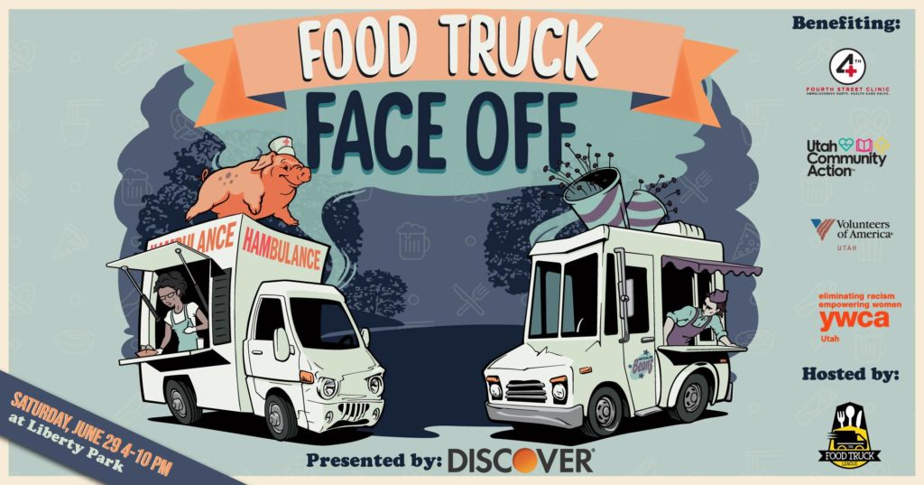 Food Truck Face Off 2019