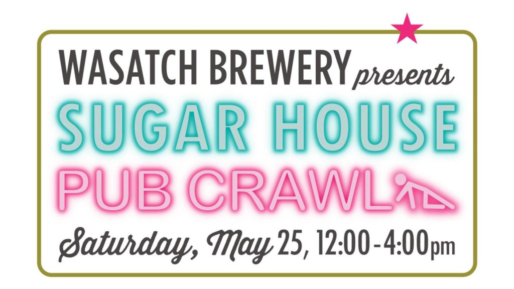 2019 Sugar House Pub Crawl
