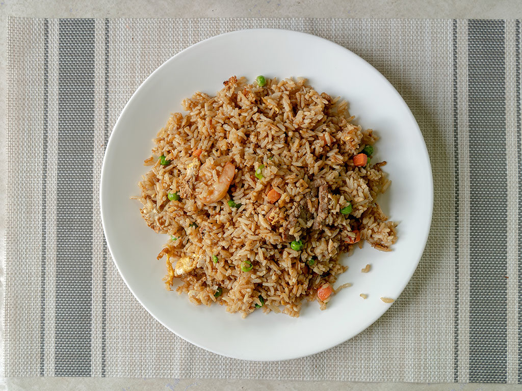 Cafe Anh Hong - special fried rice