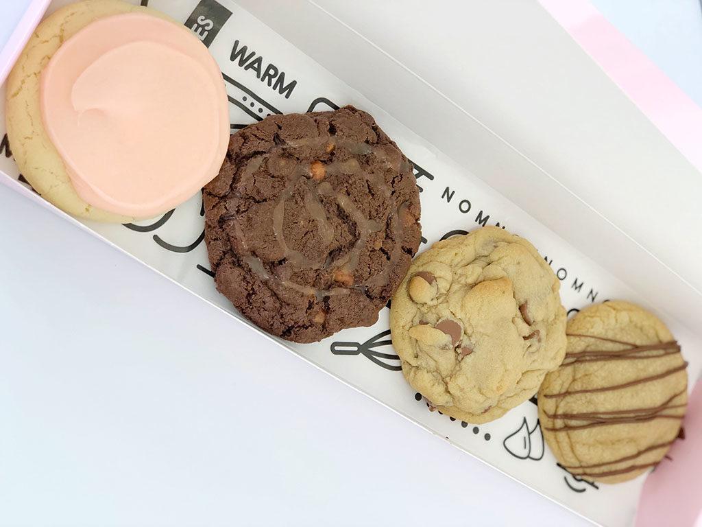 Crumbl Cookies (UT Foodie)