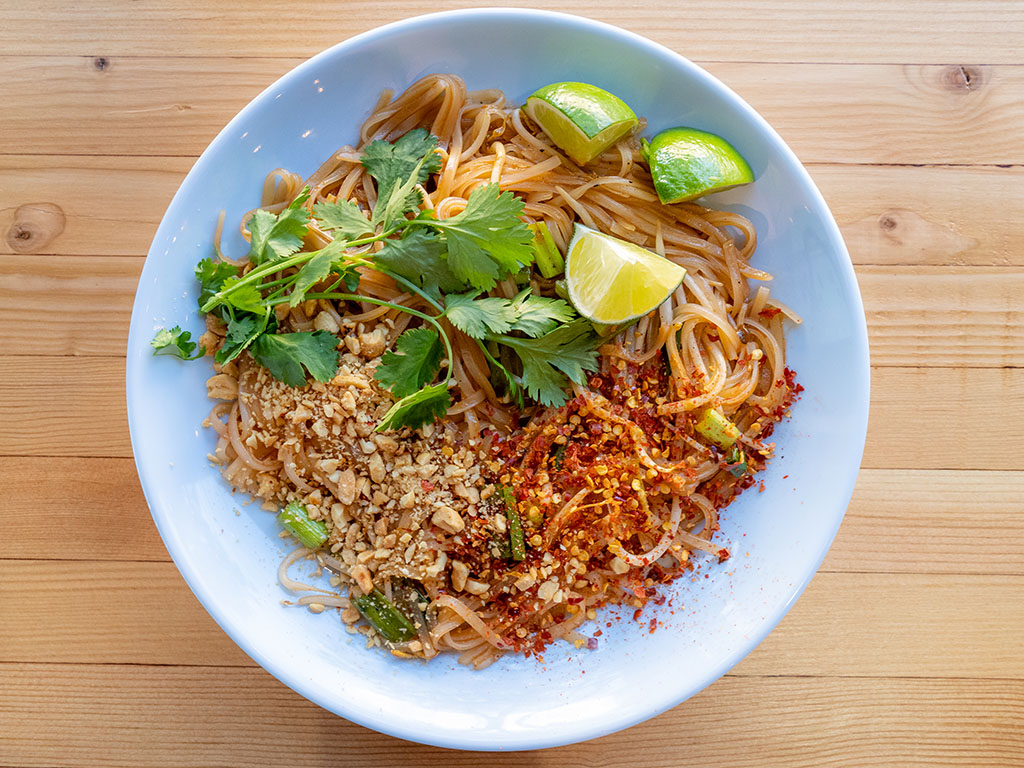 Ginger Street - pad Thai