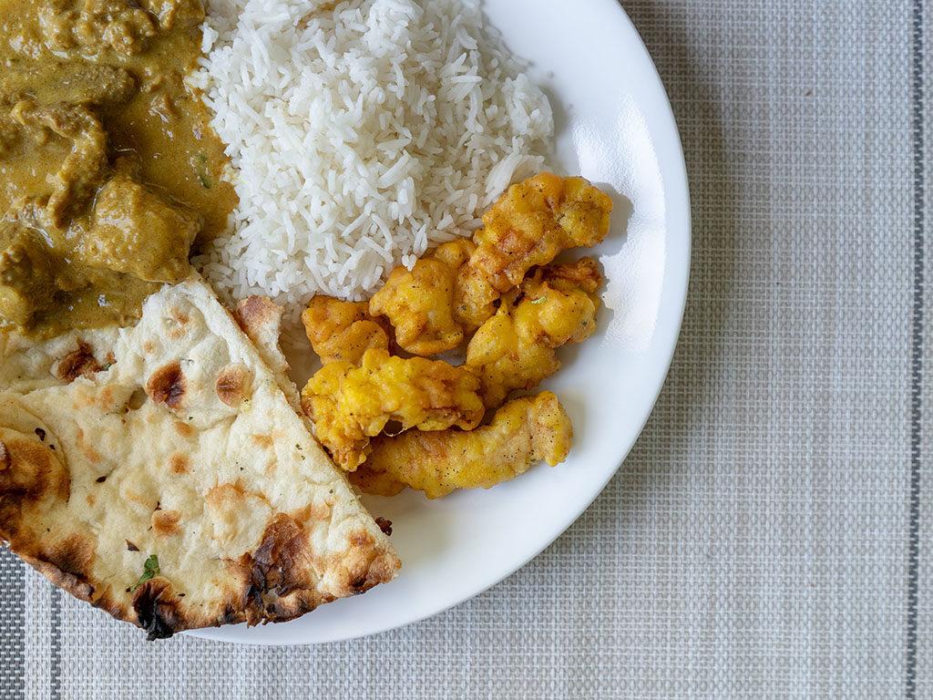 Tandoor Indian Grill - chicken pakora