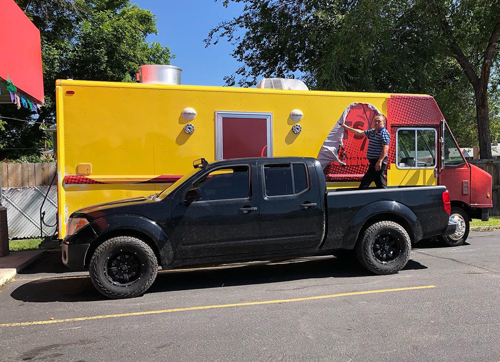 Taqueria Los Lee - new food truck (Taqueria Los Lee)