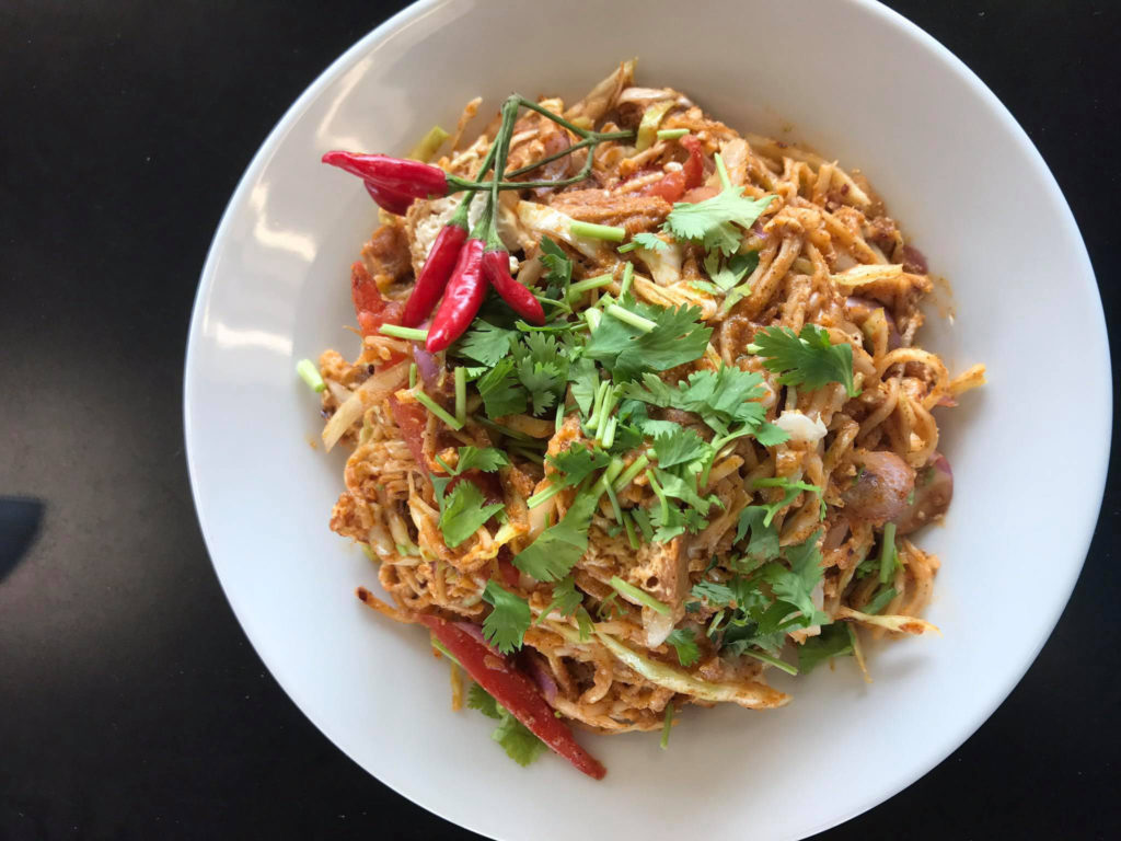 Wann Jale - noodle dish (Wann Jale)